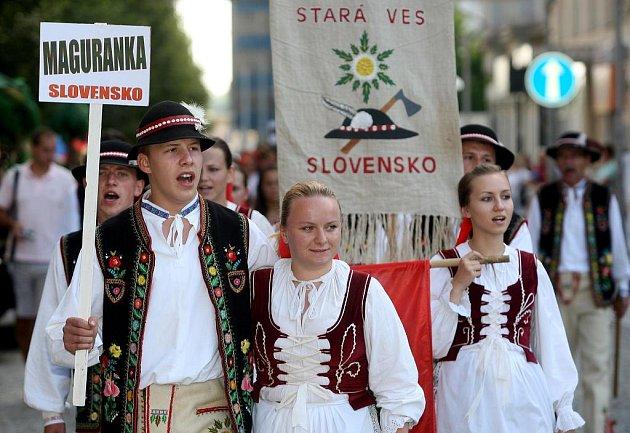 Festival Folklor bez hranic
