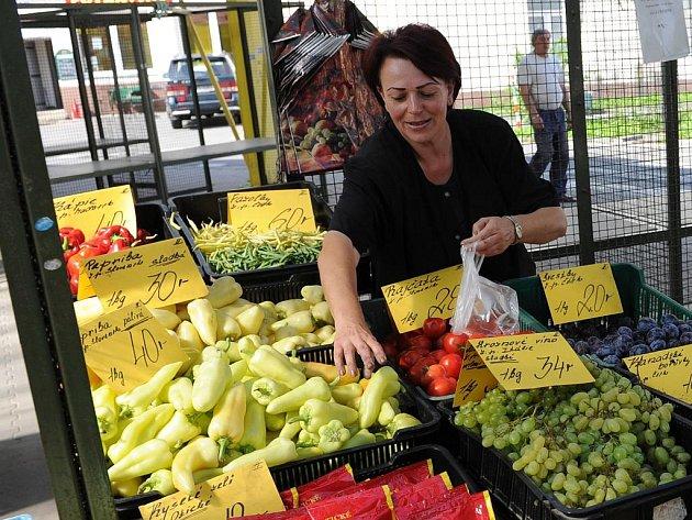 V areálu Černé louky vybudovalo město před lety krytou tržnici. Mezi Ostravany si ale příliš mnoho fanoušků nenašla. Dnes zde najdeme jen pár prodejců ovoce a zeleniny, kteří si stýskají na to, že lidé do těchto míst zabloudí jen poskrovnu.