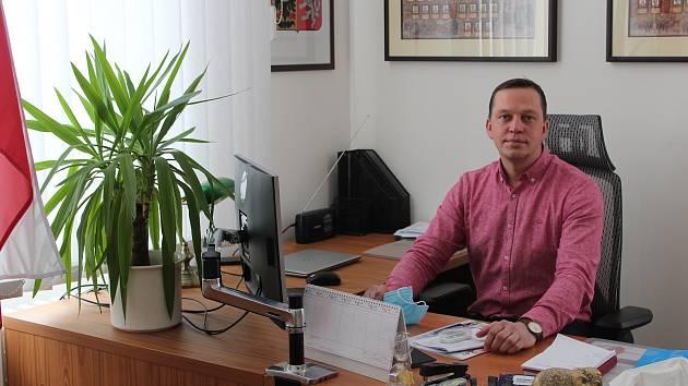 Starosta Richard Čermák