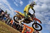 Buksa Malenovice Team má opět ty nejvyšší ambice. Velkým favoritem v královské kategorie MX1 je znovu Martin Michek.