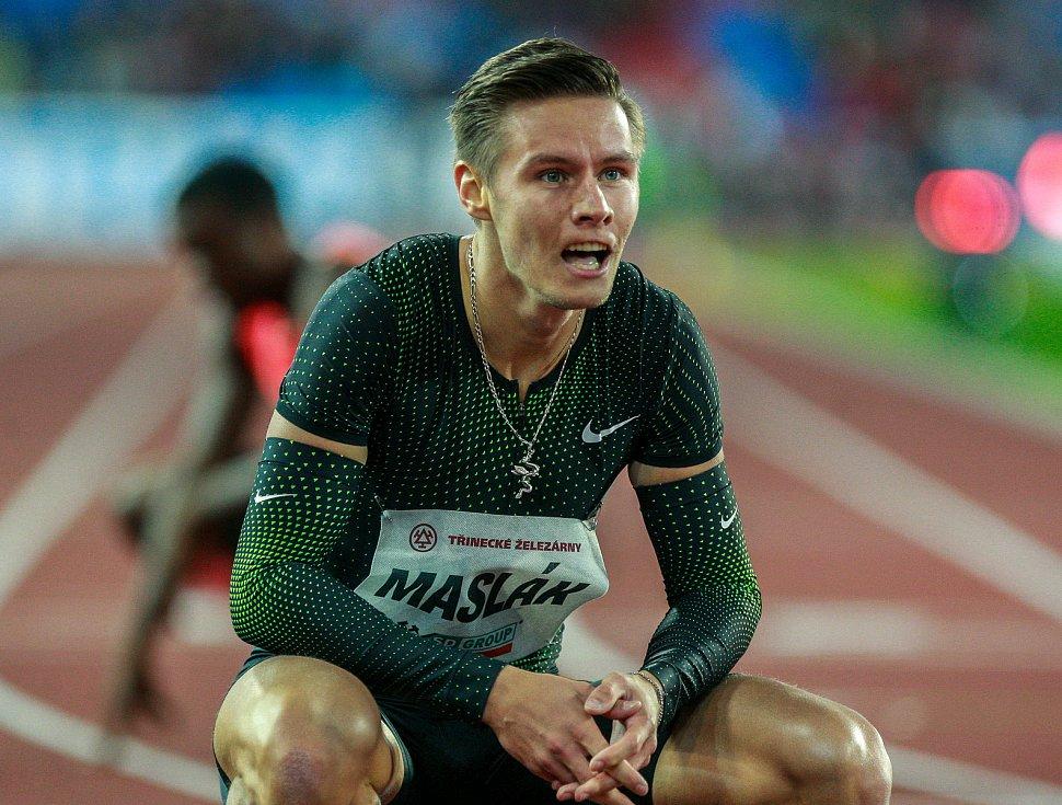 Zlatá tretra Ostrava 2018, Pavel Maslák