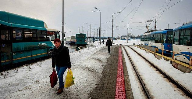 Vdopravních terminálech město Ostrava vidí budoucnost. Zatím ale nepřesvědčily