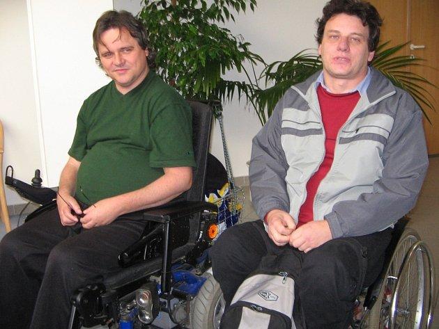 Mirek Filipčík a Tomáš Dvořák