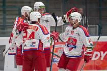 Hokejisté Poruby - Ilustrační foto.