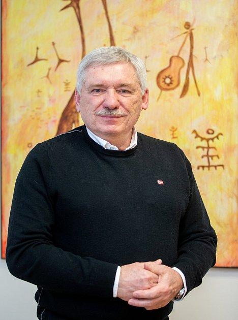 Lékař Libor Chvíla.