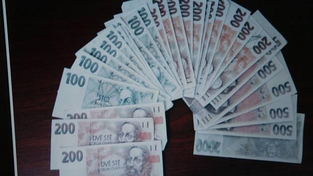 Padělky peněz