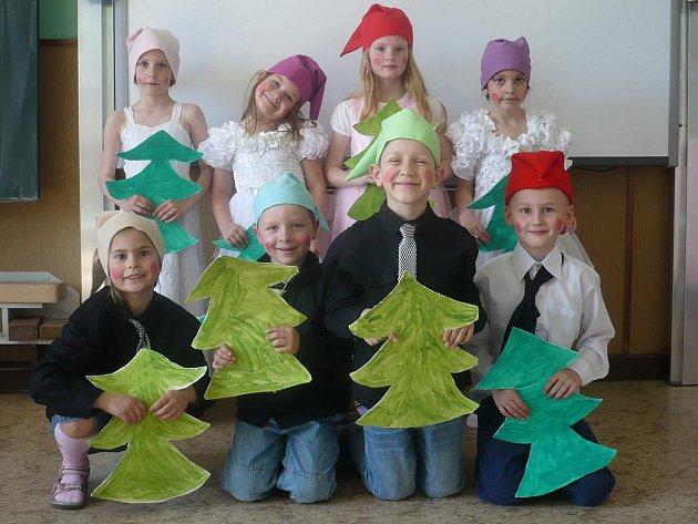 Základní a mateřská škola v Nošovicích má vlastní vzdělávací program Škola pro život, který je zaměřen na lidové zvyky a tradice, ekologii a výchovu ke zdraví.