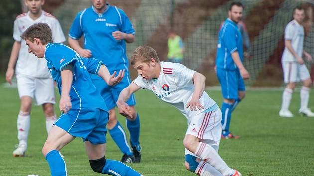 SK Šenov – FK Baník Albrechtice 3:1 (0:1)