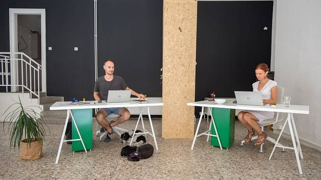 Takzvaná Kancelář pro dočasné užívání vznikla v Českobratrské ulici v Moravské Ostravě.
