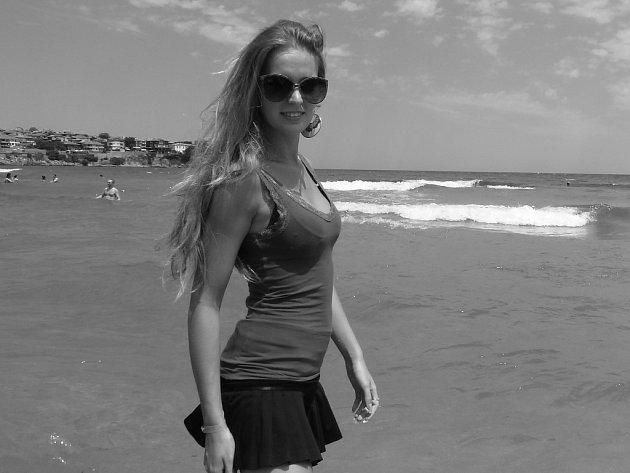 10) Žaneta Lichá, 21 let, studentka, Kyjovice