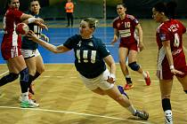 Házenkářky Poruby prohrály úvodní čtvrtfinále Challenge Cupu v polském Elblagu 24:29.