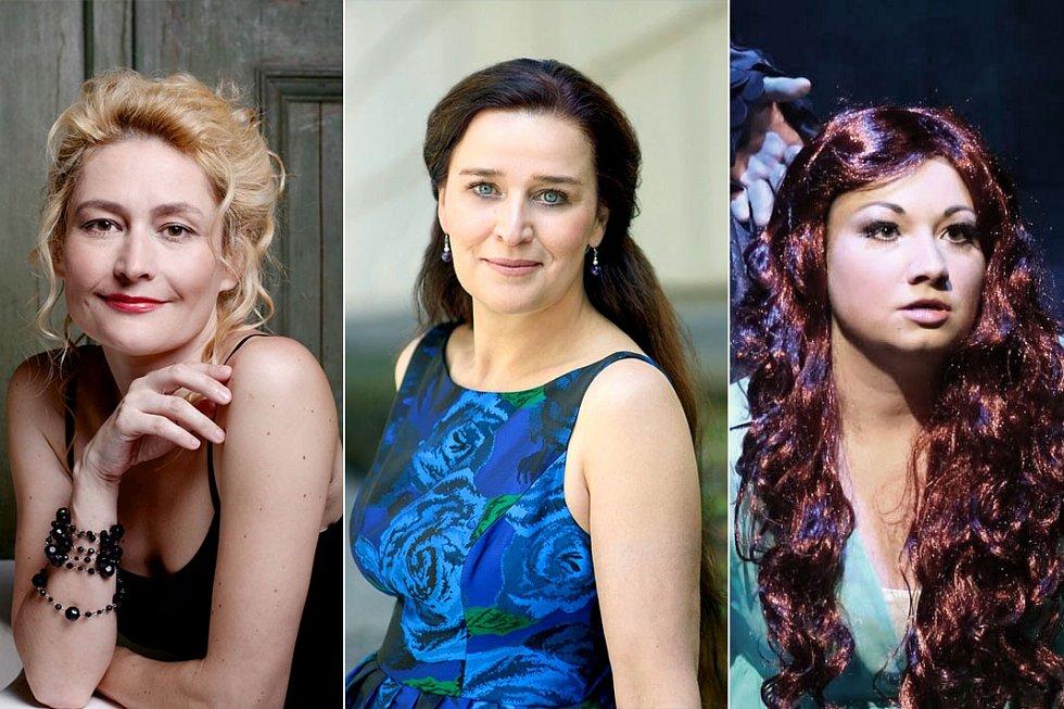 Nominace v kategorii opera-ženy získaly pěvkyně Markéta Cukrová, Maida Hundeling a Barbora Řeřichová.