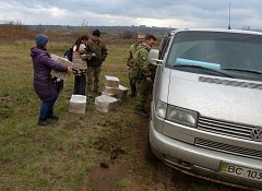 Humanitární pomoc dorazila z Česka do jediné bojové zóny v Evropě naposledy na podzim.