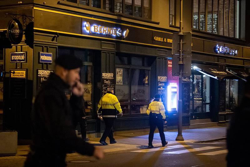 Policisté se v těchto dnech zaměřují nejen na kontroly místních podniků a provozovven.