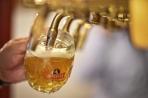 Ostravar představil nové pivo Summer, 18. června 2018 v Ostravě.