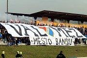 Fotbalisté ostravského Baníku zatím fanoušky v první lize moc nepotěšili.