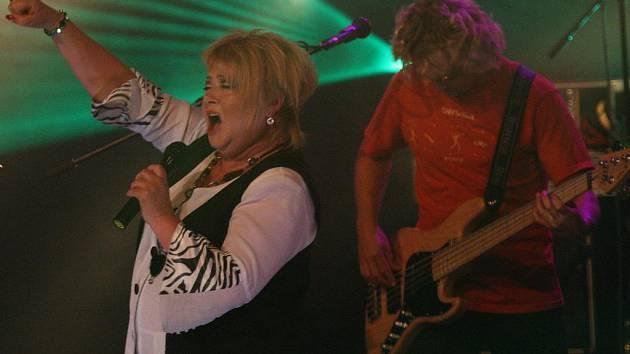 Věra Špinarová natočila na koncertě v Ostravě své první DVD.