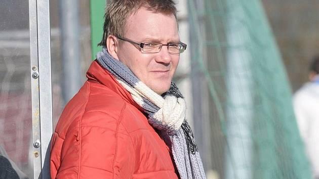 Trenér Polanky Lubomír Adler se domnívá, že současná situace v ostravském fotbalu je tristní.