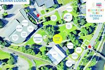 OSTRAVA BUDE ŽÍT OLYMPIÁDOU!!! Na třech místech bude během LOH v Riu de Janeiru fungovat Olympijský park Ostrava 2016.