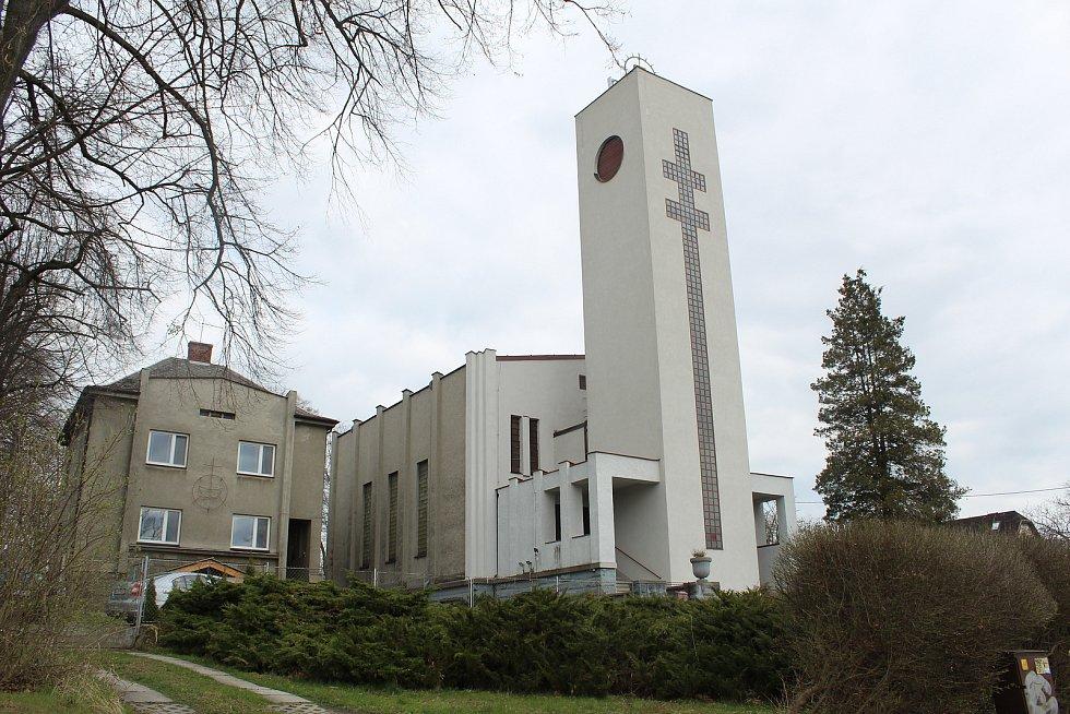 Husův sbor ve Svinově.