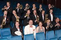 Nejznámější swingový orchestr na světě, Glenn Miller Orchestra.