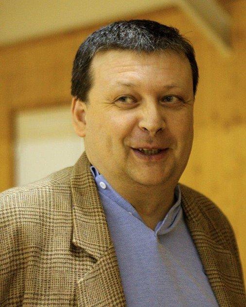 Roman Hamrus, starosta TJ Sokol Karviná.