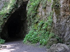 V jeskyni Šipka byly objeveny nejstarší ostatky prehistorického člověka u nás.