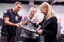 V obchodním centru Nová Karolina v Ostravě byla otevřena druhá česká pobočka německé sítě clever fit.