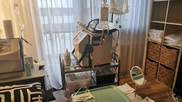 Hemodialyzační středisko FN Ostrava umožňuje pacientům novou formu léčby, kterou mohou absolovovat bez nutnosti návštěvy nemocnice.
