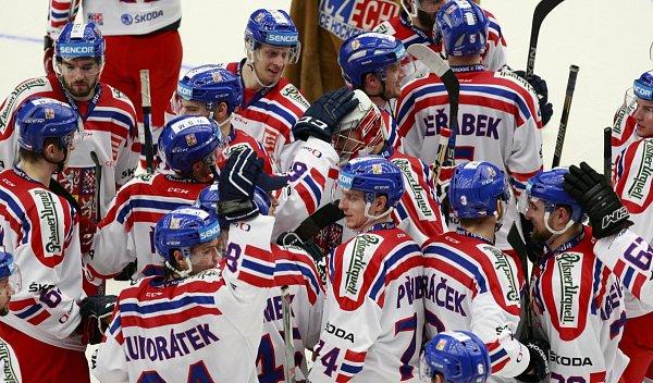 První ze dvou domácích zápasů sRuskem sehrála česká hokejová reprezentace vTřinci. Duel rozhodly nájezdy: Česko - Rusko 3:2.