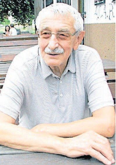 Jiří Šmýd byl jako redaktor ostravské agentury ČTK uvšech událostí 21.srpna 1968.