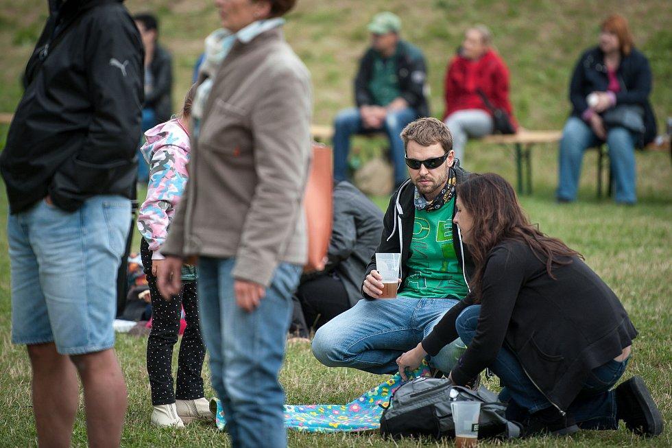 Festival v ulicích, sobota 30. června 2018 v Ostravě.
