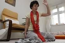 Psychoterapeutka Lenka Krejčí