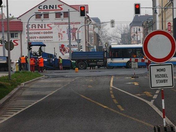 Zákaz vjezdu na Českobratrské někteří řidiči ignorovali.