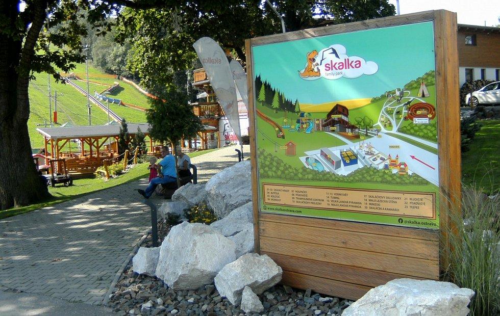 Na tvarůžky na Mexiko a pak údolím malebné Polančice.