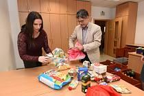 Kvůli koronakrizi se zásoby Potravinové banky snížily na minimum, proto se sbírka uskuteční i přes složitější zajištění její organizace.
