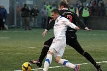 Antonín Fantiš rozhodl o výhře Baníku nad posledním celkem slovenské ligy Primorje Ajdovščina.