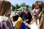 Letní tábor s Harry Potterem.