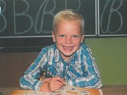 Eliška Fridrišková, 6 let, Bruntál, ZŠ Bruntál