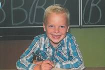 Adam Handlíř, 6 let, Ostrava – Lhotka, ZŠ Ostrava-Lhotka