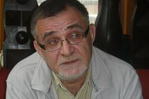 Bývalý diplomat a uznávaný polský bohemista Jan Stachowski.