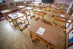 Anglická střední škola Monty School, 2. září 2020 v Ostravě.