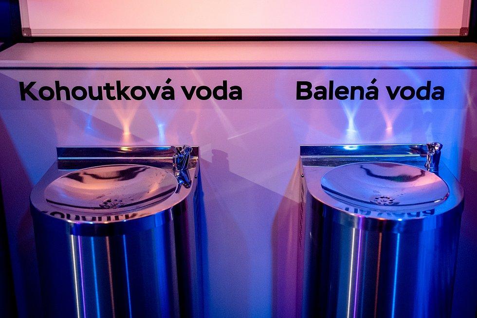 Velký Svět Techniky v Dolních Vítkovicích, 29. května 2021 v Ostravě.