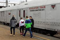 Revolution train - protidrogová prevence.