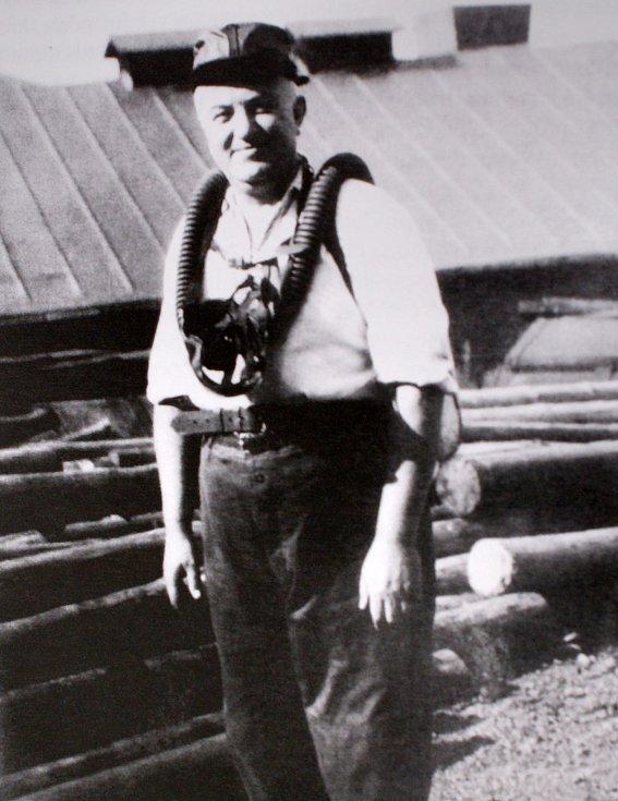 VÁCLAV ŽALUD. Jako pracovník Revírního báňského úřadu v Ostravě byl obviněn mezi prvními, ačkoliv na nebezpečí exploze v dolech vytrvale upozorňoval. Dostal trest smrti.