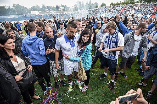 Datum 30.května 2015a závěrečné utkání sezony spražskou Duklou se zapíše do historie Baníku jako poslední ligový zápas na Bazalech.