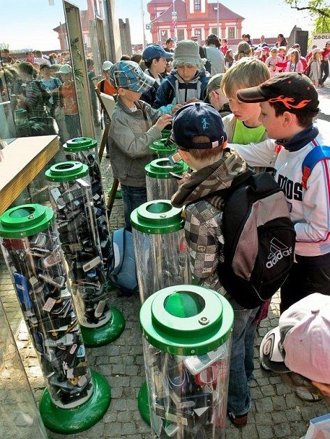 Do projektu chytré recyklace se zapojily zoologické zahrady vrepublice.