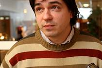 Stanislav Jurča v pátek 12. prosince v ostravském hotelu Atom převzal do svých podnikatelských začátků příspěvek od Nadačního fondu Dalkia.
