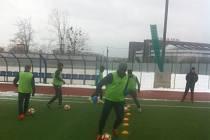 Fotbalisté Vítkovic zahájili přípravu.