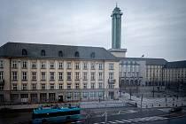 Nová radnice, Prokešovo náměstí, ilustrační foto.